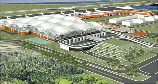 Profil Bandara Internasional Ngurah Rai Bali