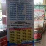 Jadwal dan Harga Tiket Bus Damri Bandara Adisutjipto