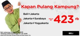Kapan Pulang Kampung Tiket Promo Lebaran AirAsia