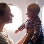 Ketentuan Bayi Naik Pesawat Garuda Indonesia