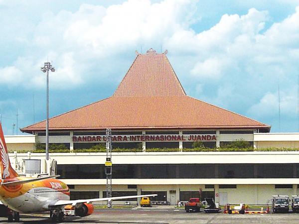 Profil Bandara Internasional Juanda Surabaya