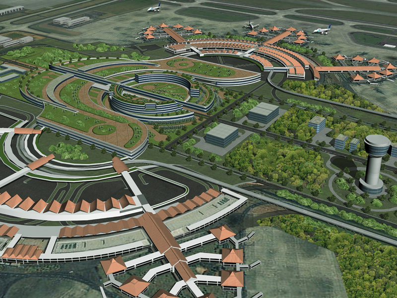 Profil Bandara Internasional Soekarno Hatta Cengkareng