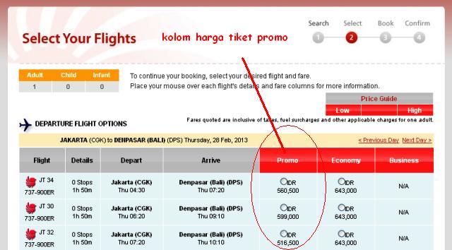 Lima Langkah Mencari Tiket Pesawat Secara Online Bandara
