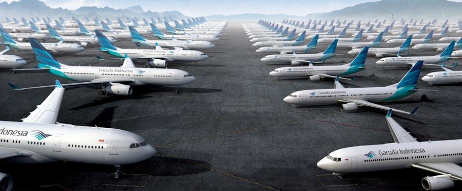 Profile Maskapai Penerbangan Garuda Indonesia