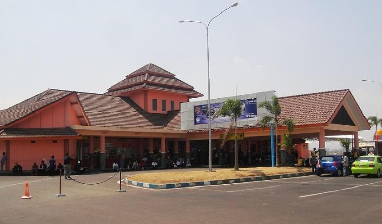 Uji Coba Terminal Baru Bandara Abdulrachman Saleh Malang
