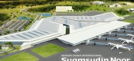 Groundbreaking Bandara Syamsudin Noor Banjarmasin