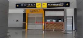 Terminal B Sebagai Terminal Internasional Bandara Adisutjipto