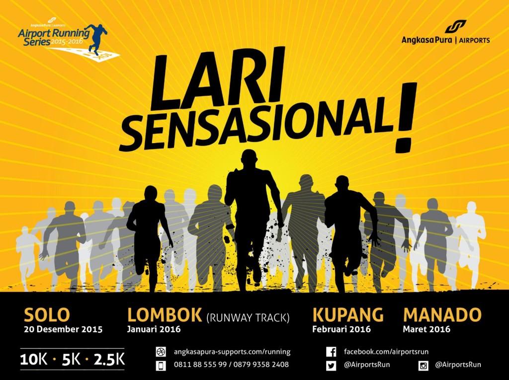 Airport Running Series  2015-2016